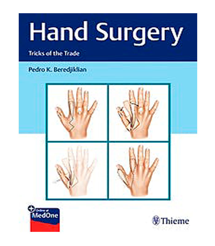 Libro Hand Surgery. Tricks of the Trade Beredjiklian, P.