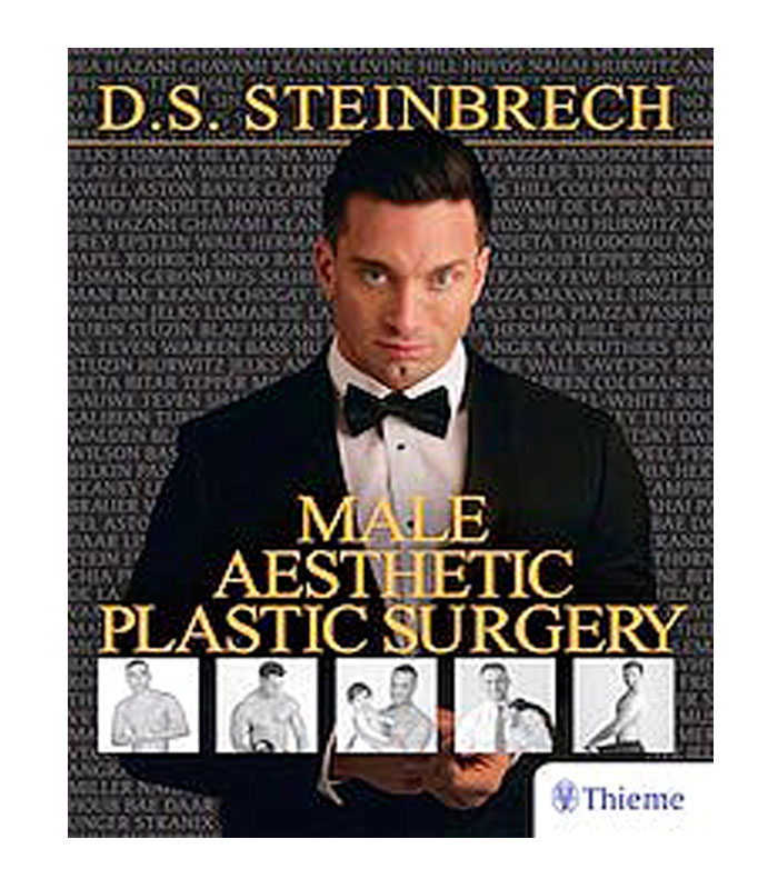 Libro Male Aesthetic Plastic Surgery Steinbrech, D.