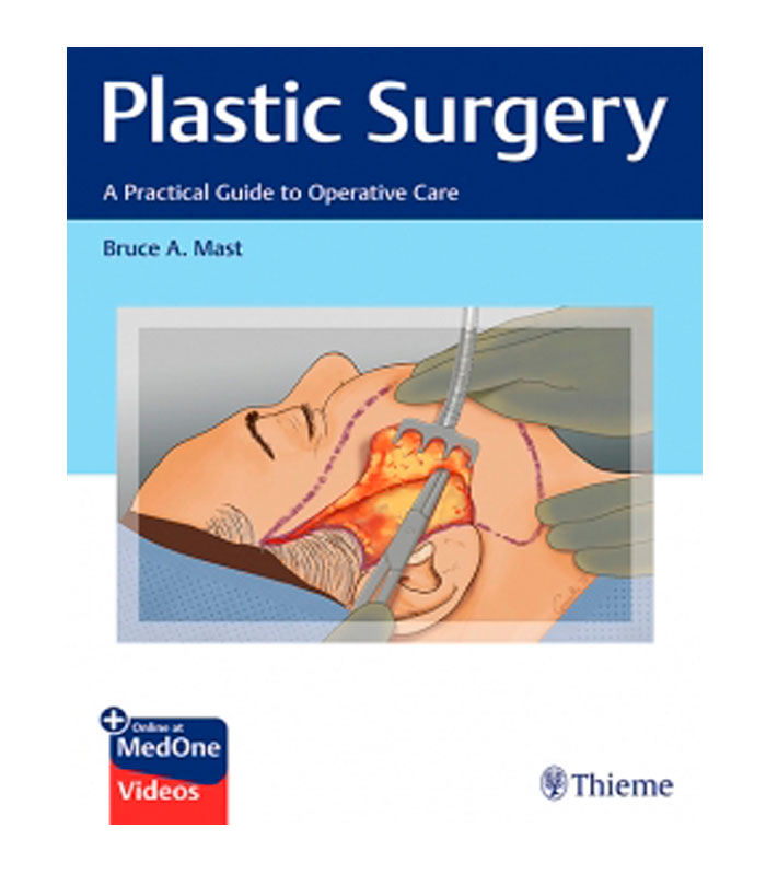 Libro Plastic Surgery. A Practical Guide to Operative Care + Online at MedOne Mast, B.