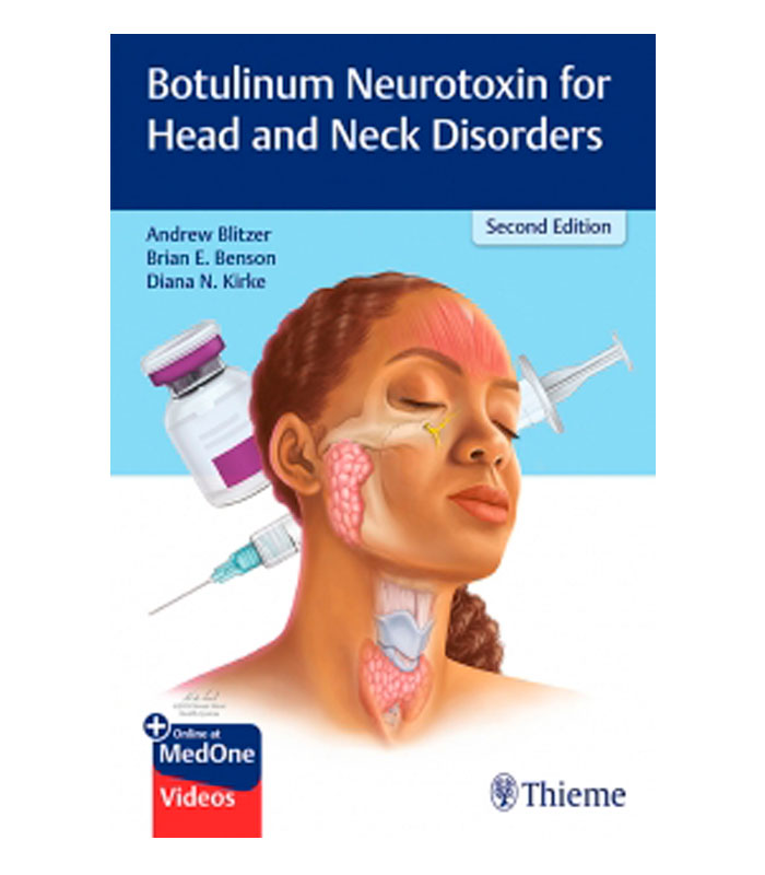 Libro Botulinum Neurotoxin for Head and Neck Disorders Blitzer, A. — Benson, B. — Kirke, D.
