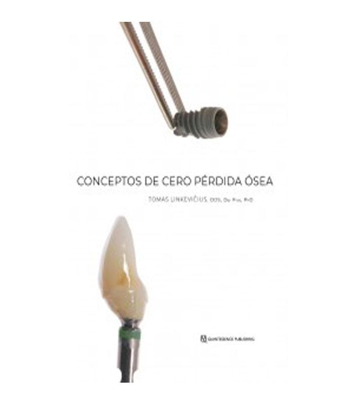Libro Conceptos de Cero Pérdida Ósea Linkevicius, T.