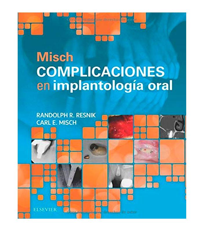 Libro Misch - Complicaciones en Implantología Oral