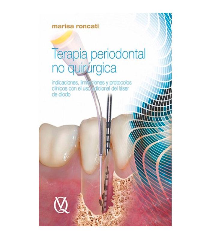 Libro de Terapia Periodontal no Quirurgica Roncati, M.