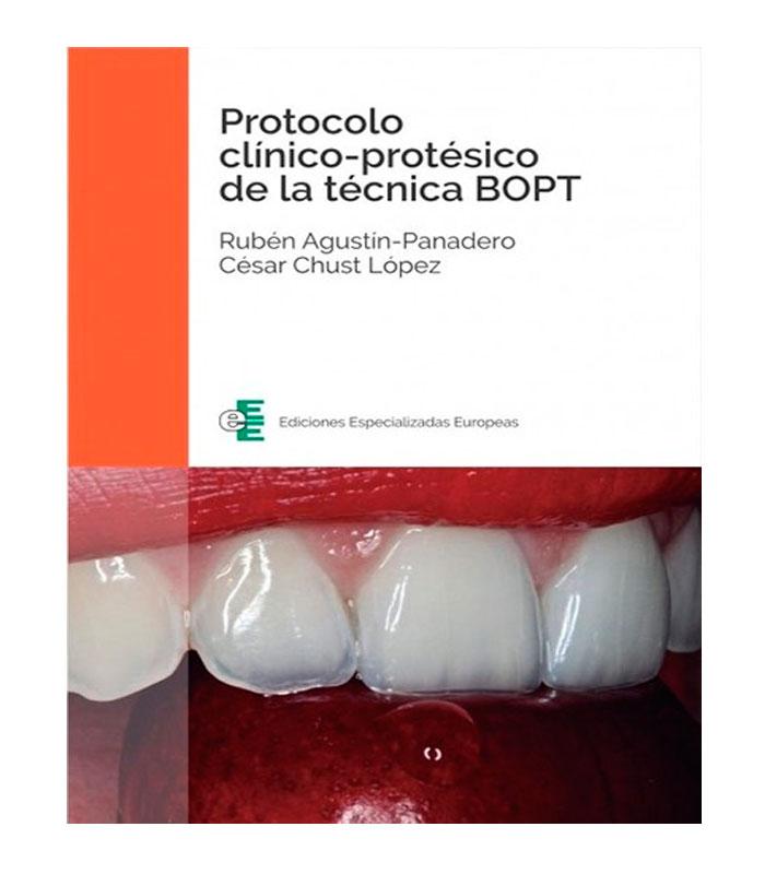 Libro de protocolo Clínico-Protésico de la Técnica BOPT