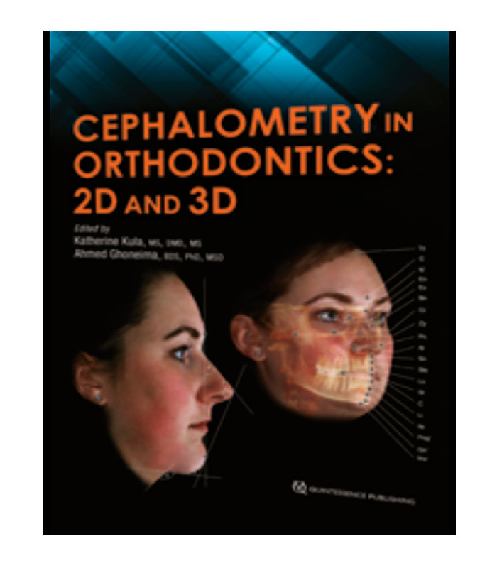 Libro de Cephalometry in Orthodontics: 2D and 3D Kula, K. — Ghoneima, A.